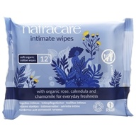 Natracare - Organic Cotton Intimate Wipes - 12