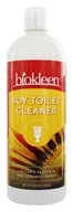 Biokleen - Stain and Odor Fighting Soy Toilet