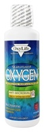 Oxygen with Colloidal Silver and Aloe Vera