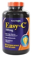 Easy C Vitamin C with Bioflavonoids
