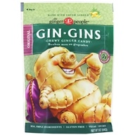Ginger People - Gin Gins Chewy Ginger Candy