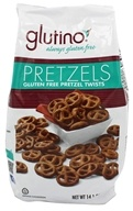Gluten-Free Pretzel Twists