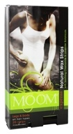 Moom - Legs and Body Natural Wax Strips