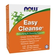NOW Foods - Easy Cleanse Detoxifying & Cleansing