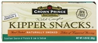 Crown Prince Natural - Kipper Snacks - 3.25