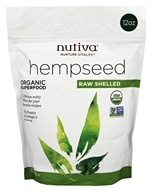 Nutiva - Organic Superfood Hempseed Raw Shelled -