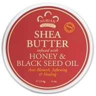 Shea Butter Infused With Honey & Black Seed Oil