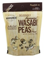 Woodstock Farms - All-Natural Wasabi Peas - 7.5