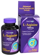 Natrol - L-Arginine 3000 mg. - 90 Tablets