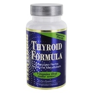 Thyroid Formula Adaptogen Herbs for Endocrine Metabolism