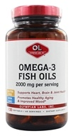 Olympian Labs - Omega-3 Fish Oils Naturopathic Division