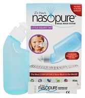 Nasopure - Little Squirt Kit Nasal Wash System
