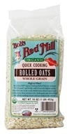 Bob's Red Mill - Organic Quick Cooking Rolled