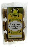 Gluten-Free Montana's Chocolate Chip Cookies