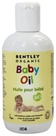 Bentley Organic - Organic Baby Oil - 8.4
