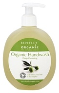 Bentley Organic - Liquid Handwash Deep Cleansing With