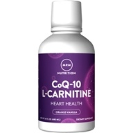 Co-Q 10 100mg Liquid with L-Carnitine 1000mg