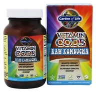 Garden of Life - Vitamin Code RAW Kombucha