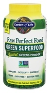 Raw perfect Food Green Super Food