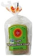 Bread Light White Rice Loaf Gluten-Free