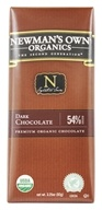 Newman's Own Organics - Chocolate Bar 54% Dark