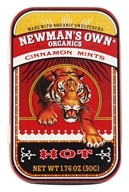 Newman's Own Organics - Mints Tin Cinnamon Cinnamon