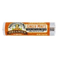 Newman's Own Organics - Ginger Mints Roll -