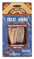 Dog Treats Treat-Umms Chicken Strips With Liver