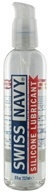 DROPPED: Swiss Navy Silicone Lubricant - 8 oz. CLEARANCE PRICED