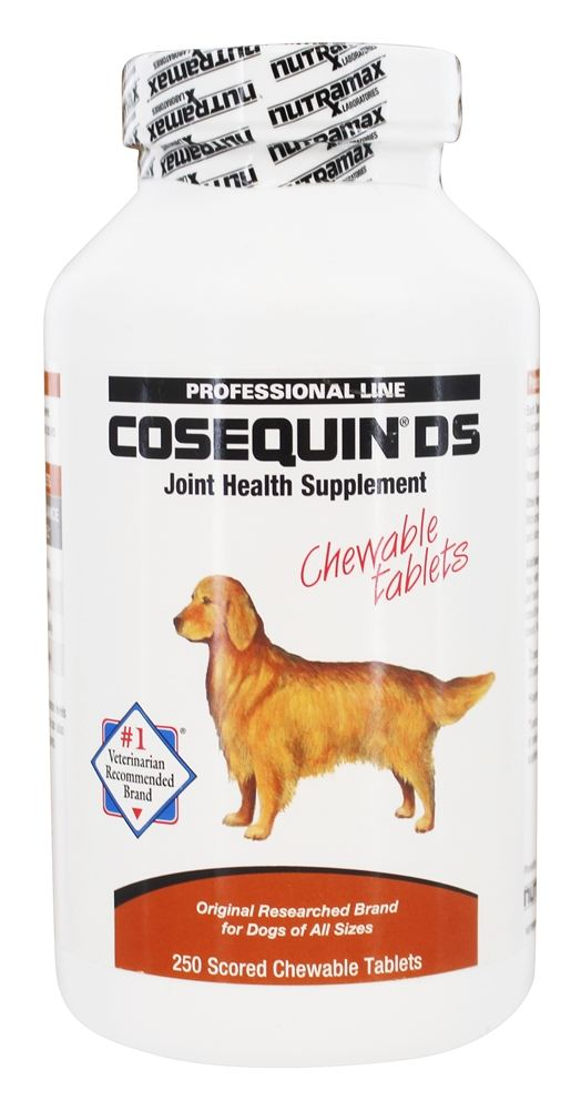 buy cosequin professional line joint health support for dogs 250 chewable tablets at. Black Bedroom Furniture Sets. Home Design Ideas