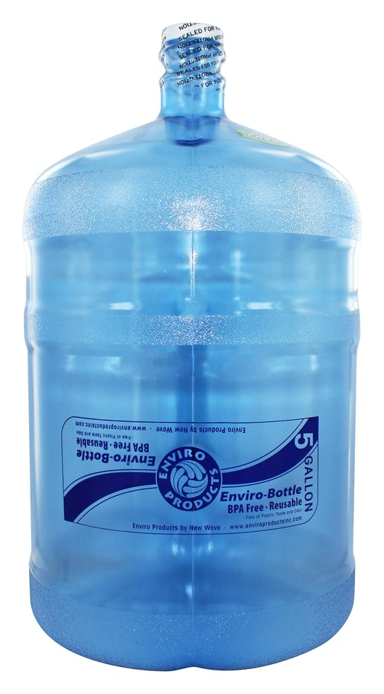 80250956a1 Buy New Wave Enviro Products - BPA Free Round Tritan Water Bottle - 5 Gallon  at LuckyVitamin.com