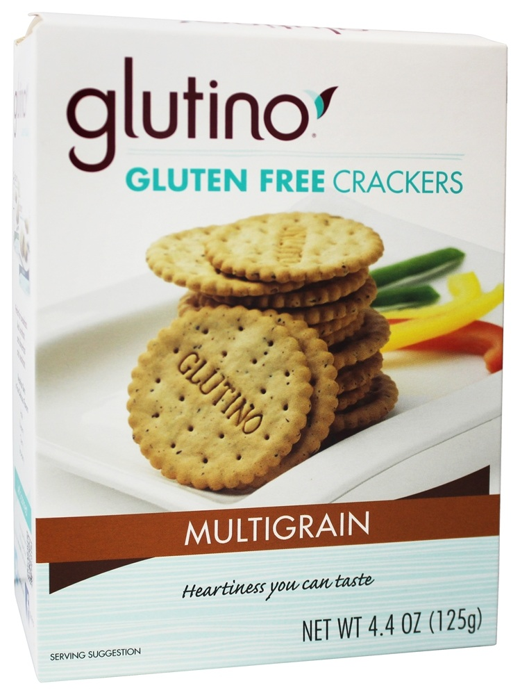 Buy Glutino - Gluten Free Crackers Multigrain - 4.4 oz. at ...