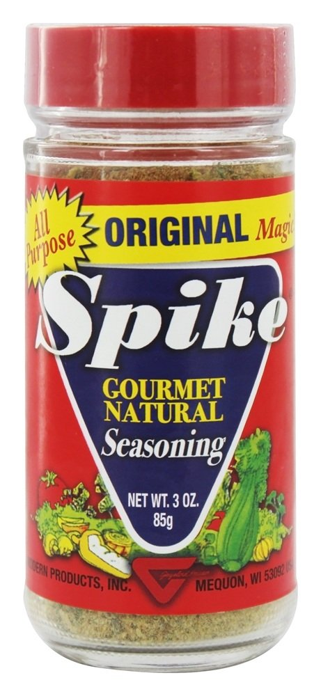 Spike Gourmet Natural Seasoning Original Magic - 3 oz  by Modern Products