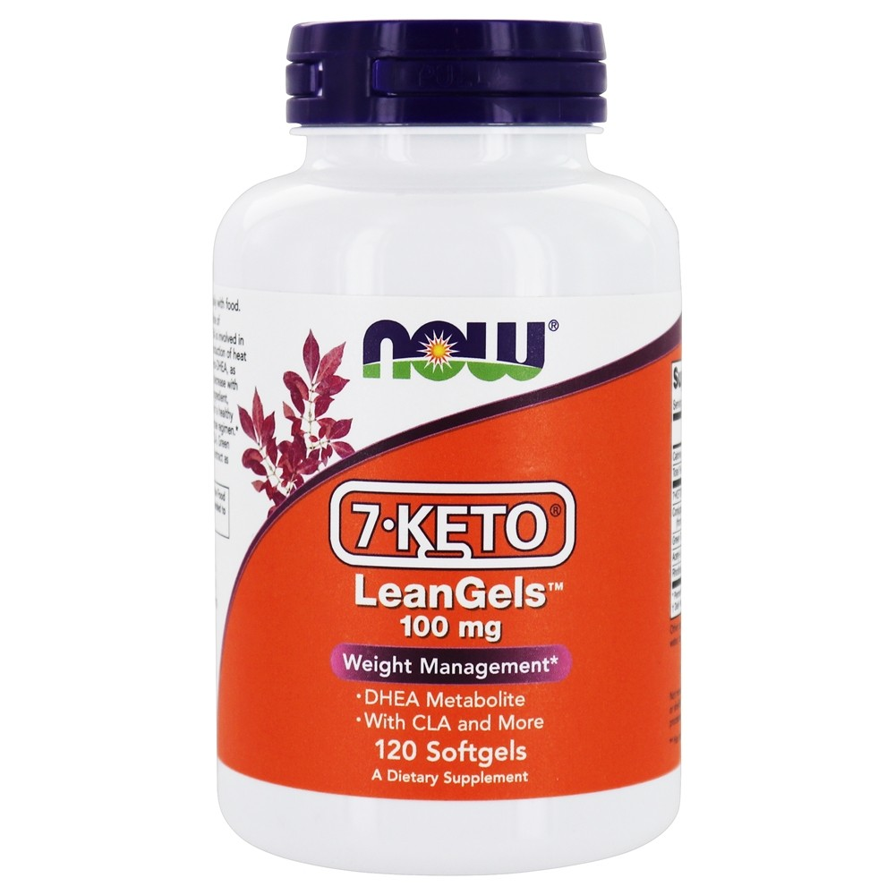 buy now foods 7 keto leangels 100 mg 120 softgels at