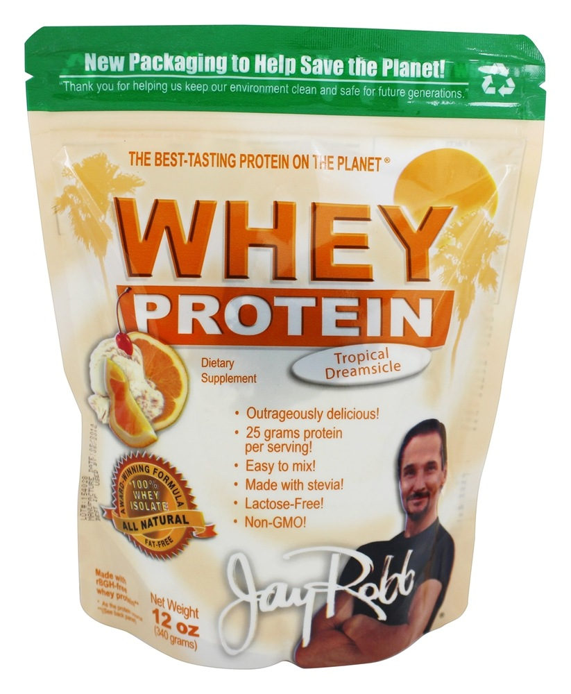 jay robb whey protein weight loss