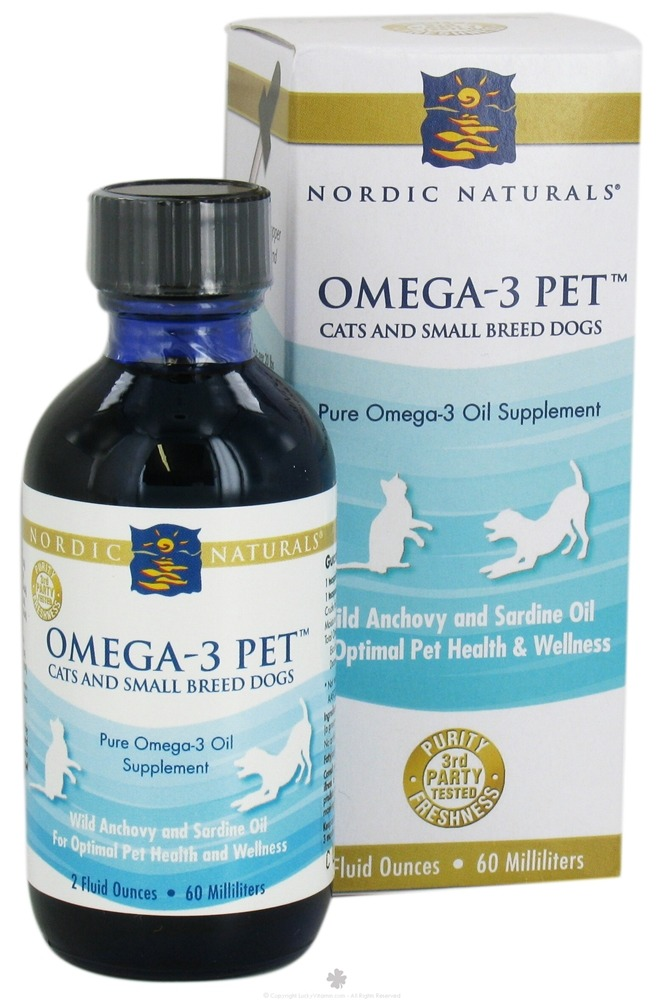 Nordic Naturals For Small Dogs