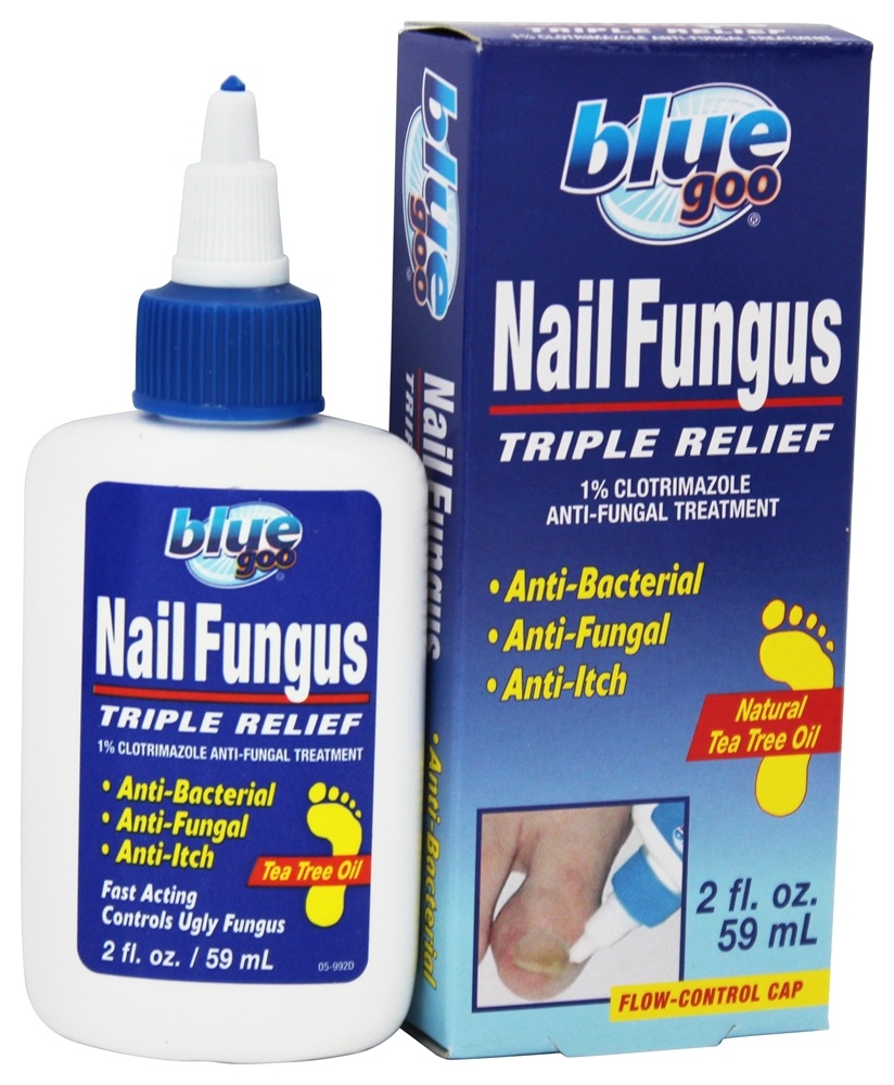 Nail Fungus Triple Relief Anti-Fungal