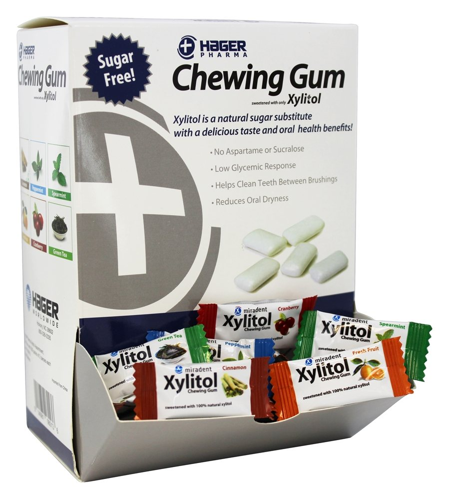 Xylitol chewing gum india