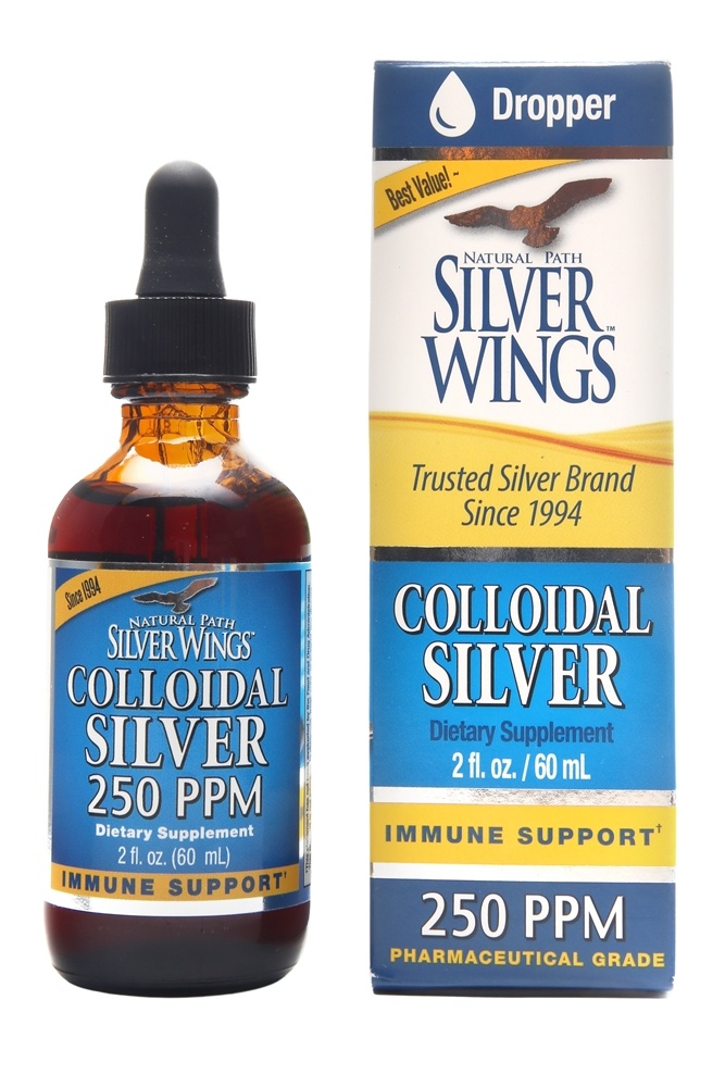 Natural Path Silver Wings Colloidal Silver  Ppm Reviews