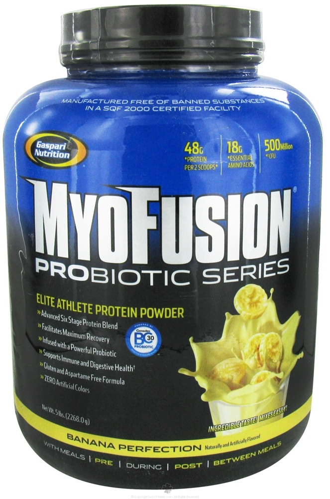 MyoFusion Probiotic Series Protein - $49.99