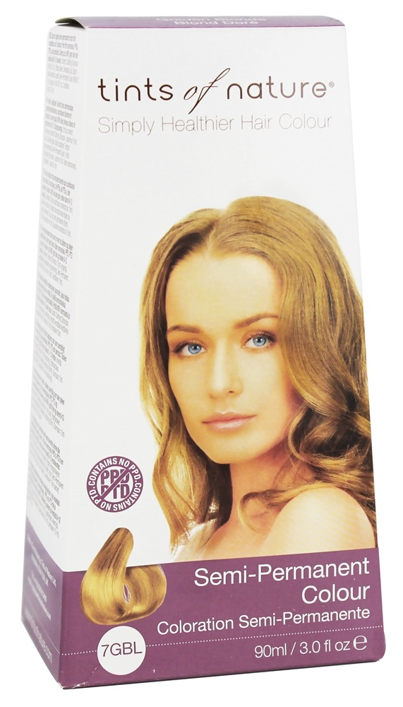 Buy Tints Of Nature Semi Permanent Hair Color Golden