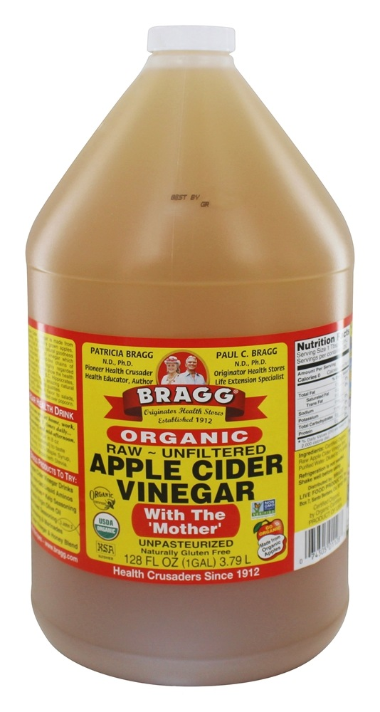 apple cider vinegar på dansk