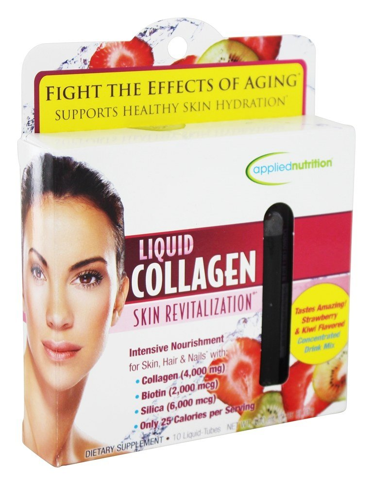 Buy Applied Nutrition - Liquid Collagen Skin ...
