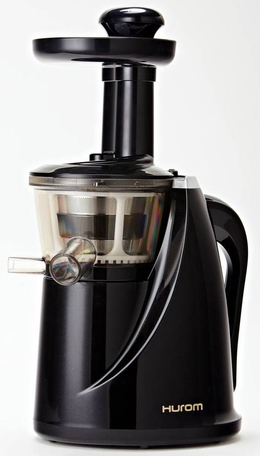 Hurom Slow Juicer Troubleshooting : Buy Hurom - Slow Juicer with Cookbook HRM0021 Black at Luckyvitamin.com