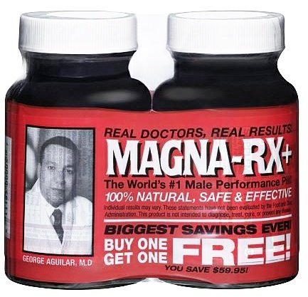 Magna RX  Male Enhancement Pills Colors Available