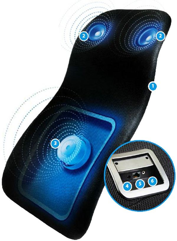 Buy Sound Oasis Vibroacoustic Therapy System Vts 1000 At