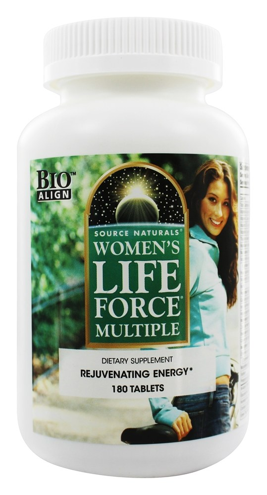 Source Naturals Women S Life Force Multiple