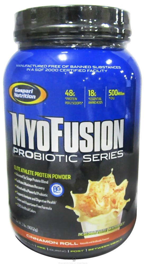 Myofusion Probiotic Series Protein - $29.99
