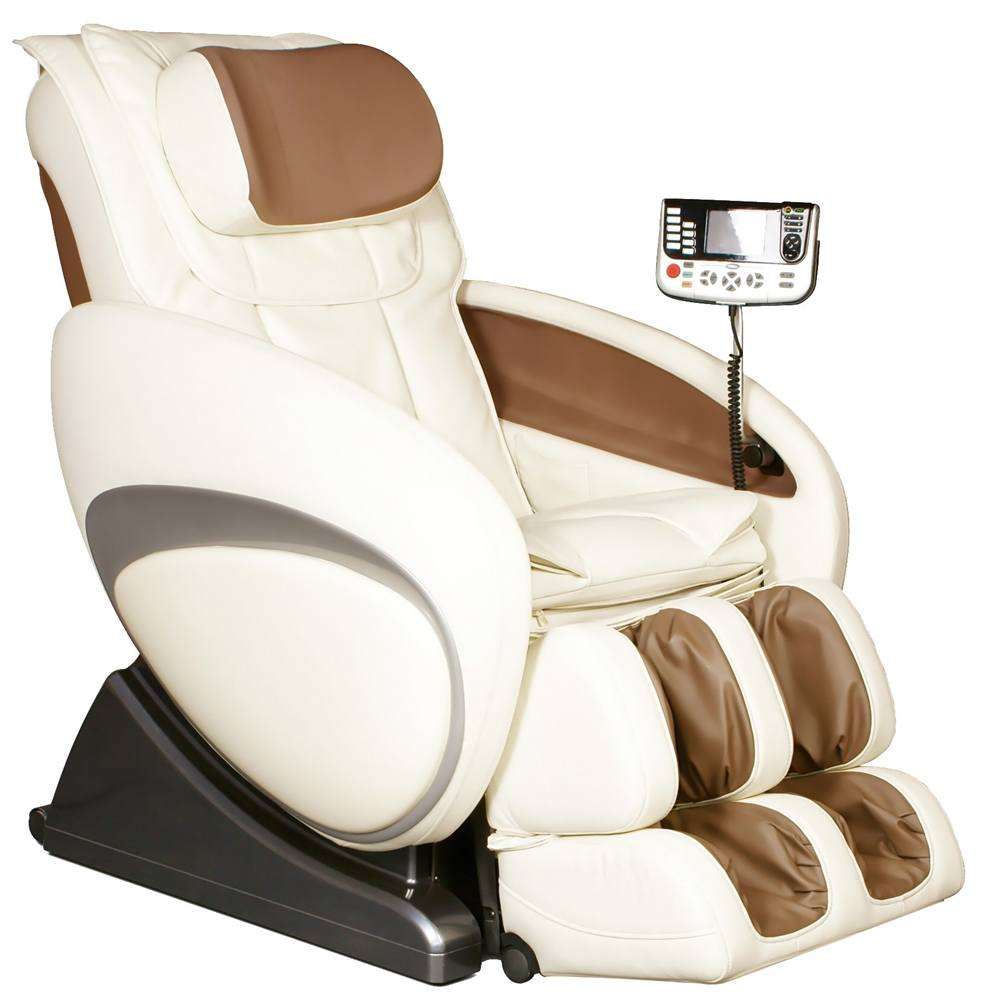 Buy Osaki Executive Zero Gravity Massage Chair OS 3000C Cream At LuckyVitam