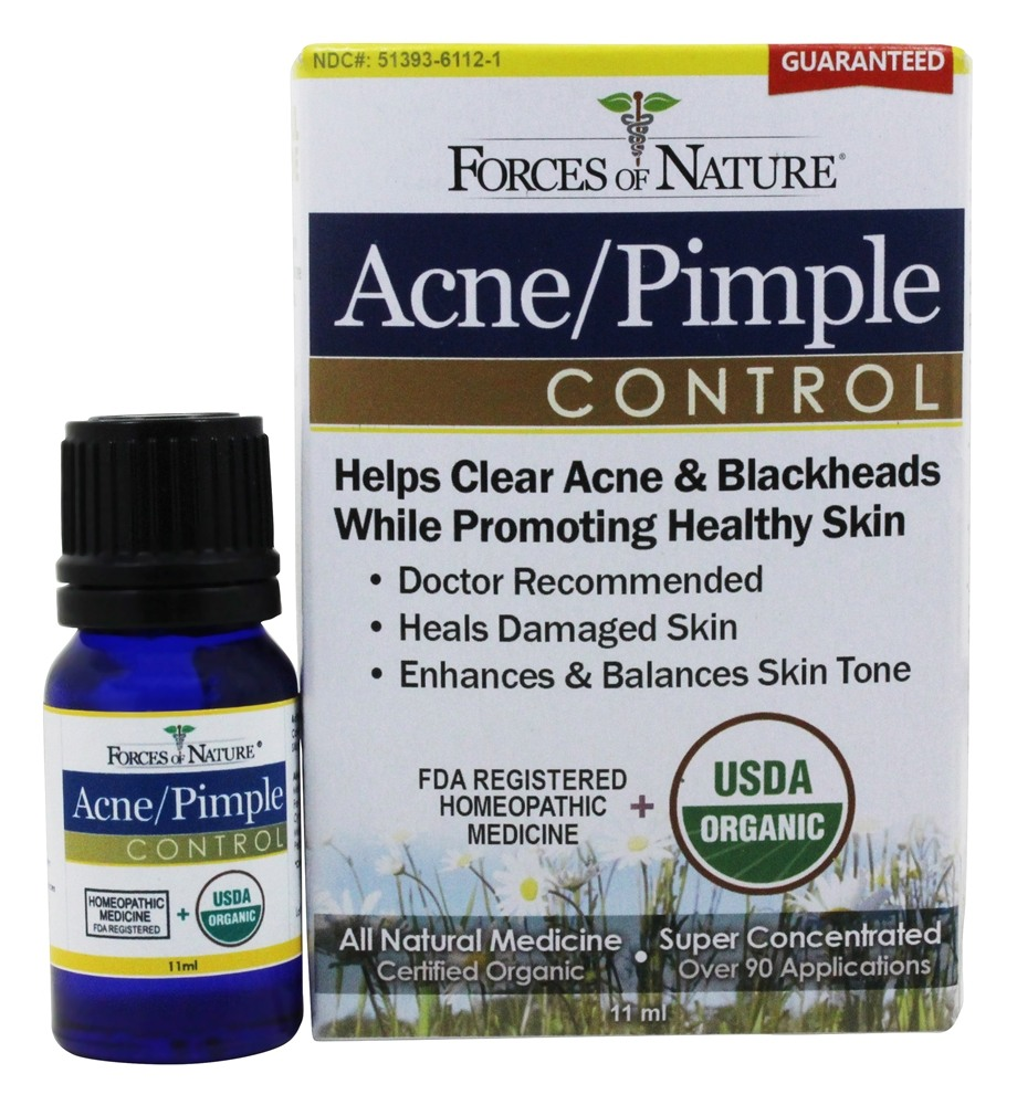 Forces Of Nature Acne Pimple Control Reviews
